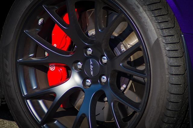 autoværksted nyt hjul