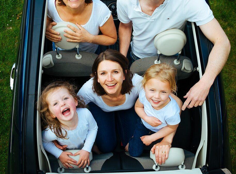 Gør kør-selv-ferien til familiens favorit